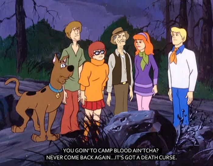 Quot The Creepy Case Of Camp Crystal Lake Quot The Gang Meets