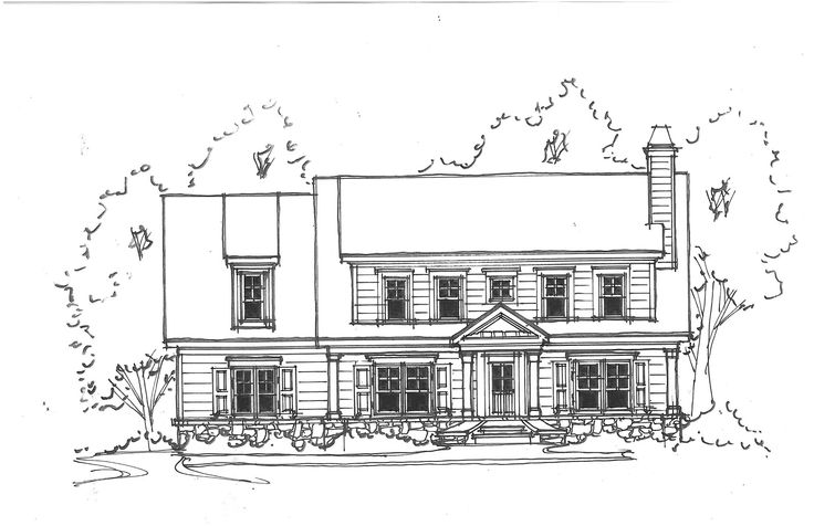 18 Best Images About Elevation Sketch On Pinterest Construction Drawings Sketching And Luxury