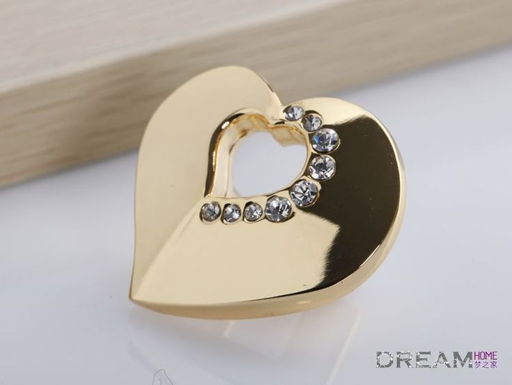 Золотой кристалл мебель ручка / кристалл ручки для мебели / золото ящика ручки, / Мебель тянуть / дверь тянуть