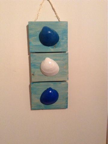 mWorks: Quadro com conchas de Tróia