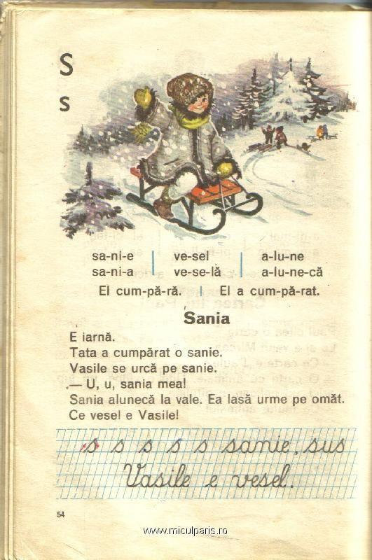 Sania. Ce vesel e Vasile!