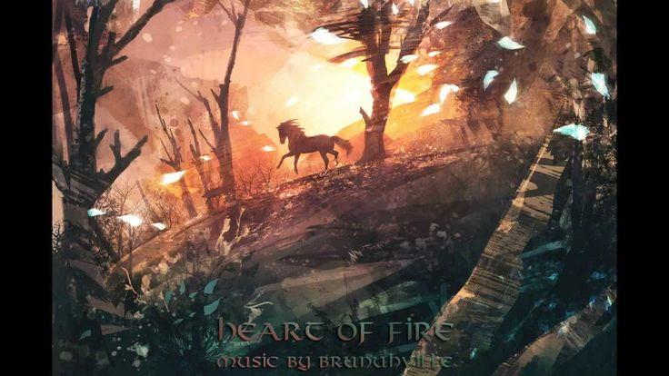 *+*Mystickal Faerie Folke*+*...Fantasy /Celtic Music - Heart of Fire...By Artist BrunuhVille...