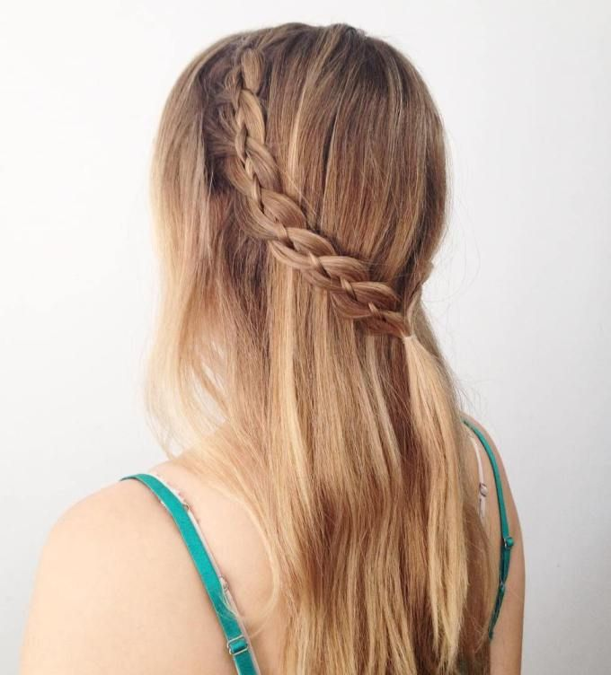 Best 25 four braid ideas on pinterest put ups hairstyles 20 hairstyles with four strand braids to inspire you ccuart Image collections