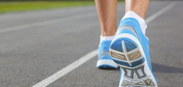 Motivational Monday-Are running shoes the best option?
