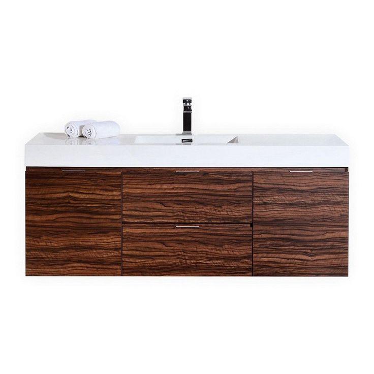 17 Best Ideas About Floating Bathroom Vanities On