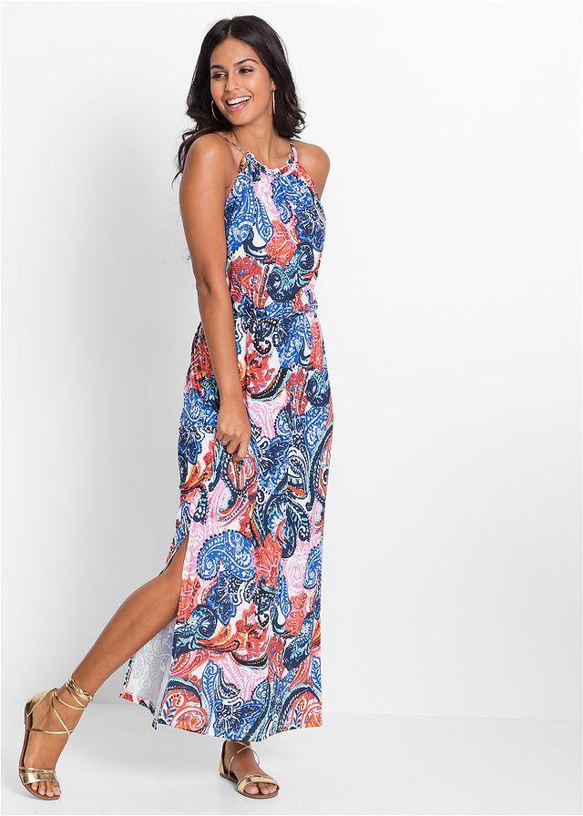 Sukienka z dżerseju Sukienka z dżerseju • 119.99 zł • bonprix
