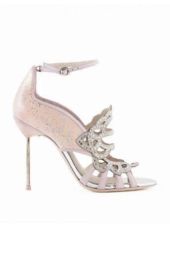 795 best aspirational accessories images on pinterest for Sophia webster wedding shoes