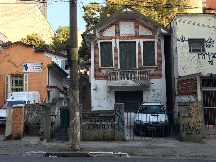 Rua Cardeal Arcoverde - SP