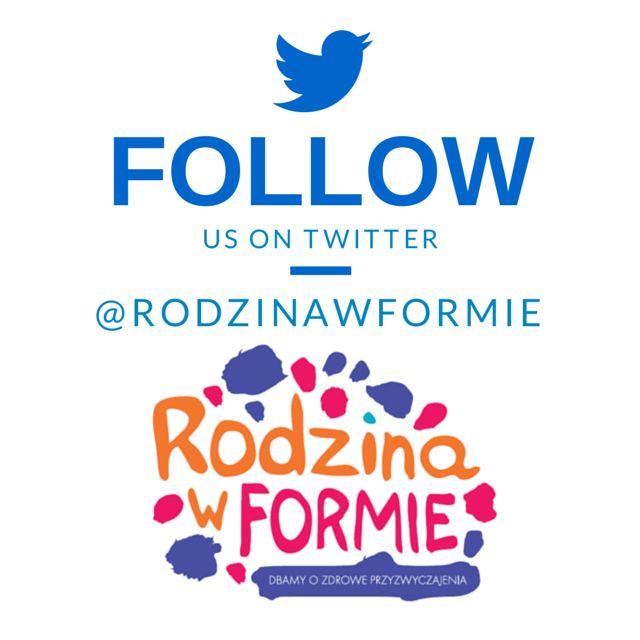 Follow us on Twitter! @rodzinawformie