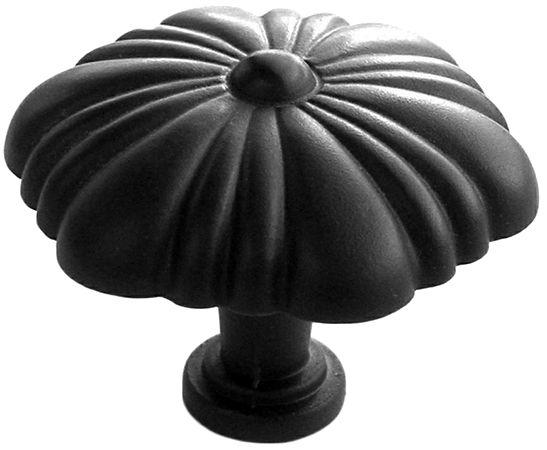 23385-94 Modanera Black Satin Finish Cabinet Knob