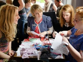 Top 5 Adult Craft Classes in London