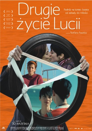 """""""Drugie życie Lucii"""" reż. Stefano Pasetto 24/03/2013, kino Muza Materiały dystrybutora www.babilad.pl"""