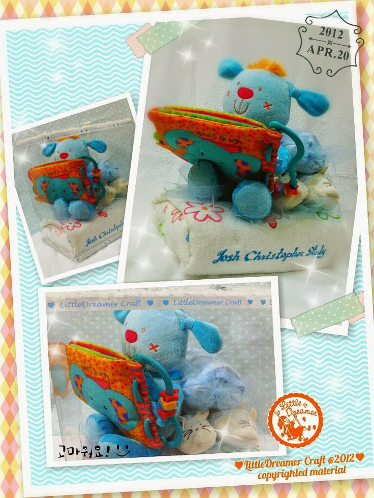 {2012○apr} ♡LDC Newborn baby' hamper/ gift