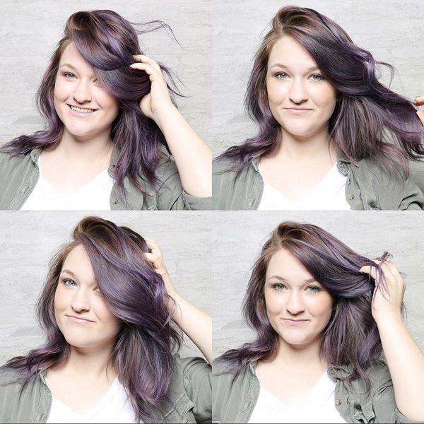 fat girl hairstyles