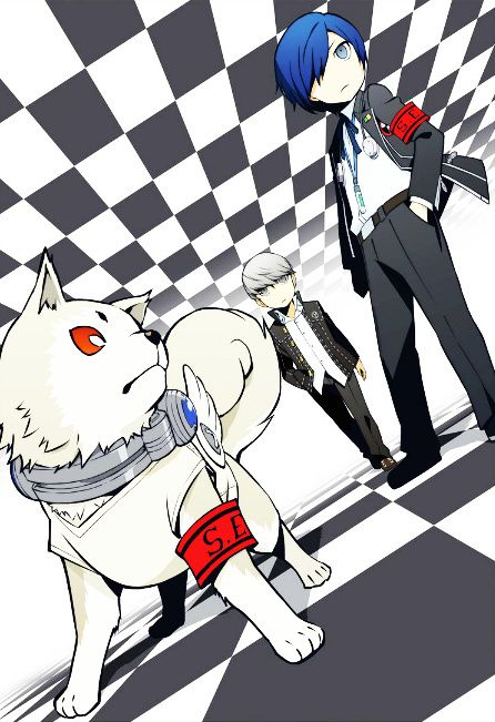 Persona Q (NEVER took Koro out of my party after I got him)
