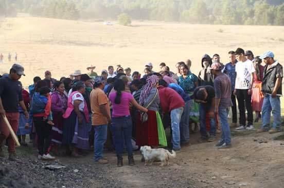 """""""Policía de Aureoles disparó y allanó casas, no respetó mujeres o ancianos, entre los muertos se encuentra menor de edad"""""""