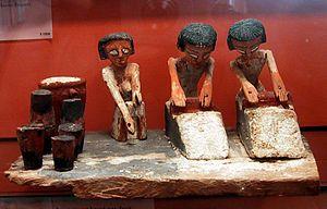 Alimentación en el Antiguo Egipto - #Cerveza