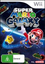 Super Mario Galaxy (preowned)