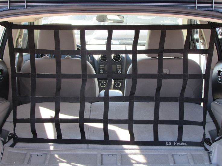 2008 - Newer Nissan Rogue Barrier Divider and Cargo Area Containment