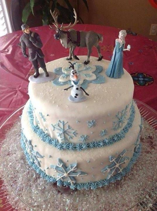 Birthday Cake Ideas Disney Frozen ~ Elsa cake parties pinterest frozen cakes and