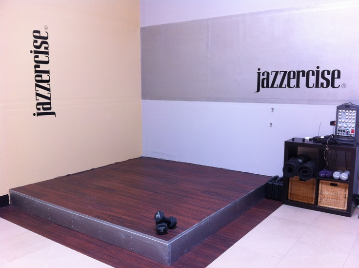 Stage Done! #Jazzercise