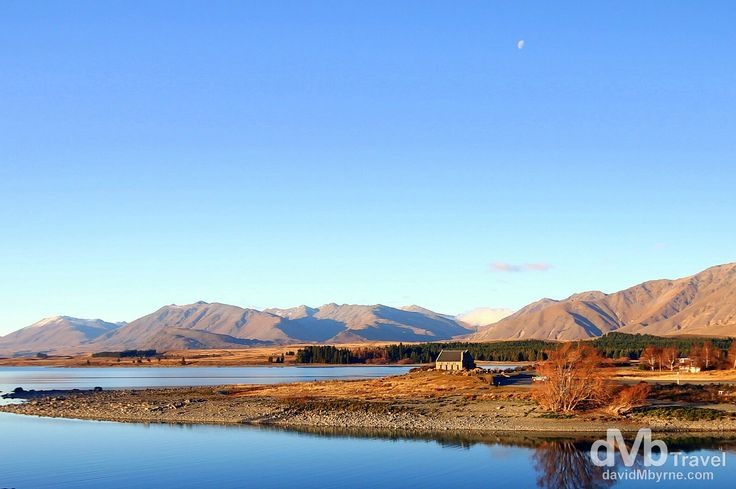 Lake Tekapo, South Island, New Zealand | dMb Travel - Travel with davidMbyrne.com