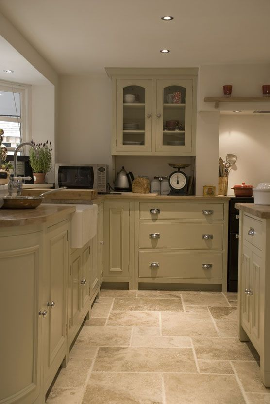 Best 25 Stone Kitchen Floor Ideas On Pinterest
