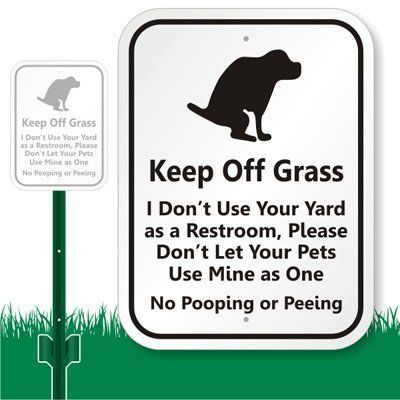 How To Keep The Neighbor S Dog Off My Property