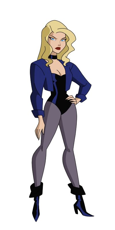 JLU Black Canary by Alexbadass.deviantart.com on @DeviantArt