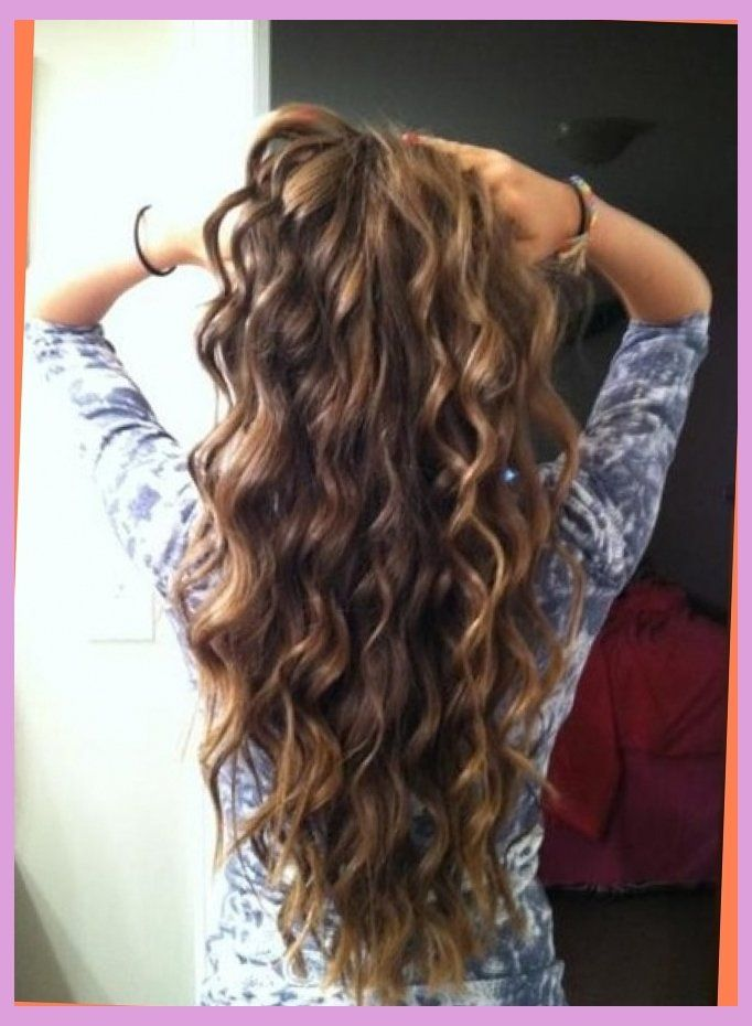 Hair Styles On Pinterest | Perms, Body Wave Perm And Spiral Perms ...