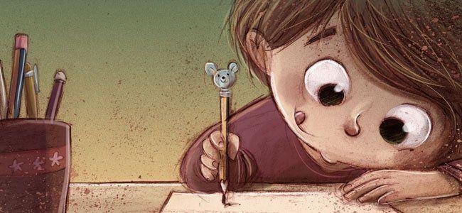 Un bonito cuento para niños sobre la frustración.