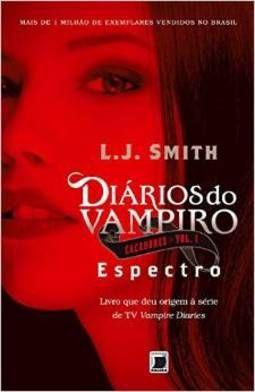 V.1 - Espectro Diarios Do Vampiro - CaÇadores