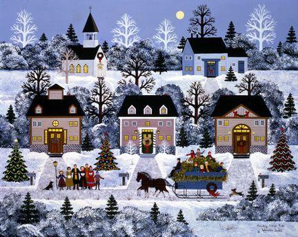 Holiday Sleigh Ride