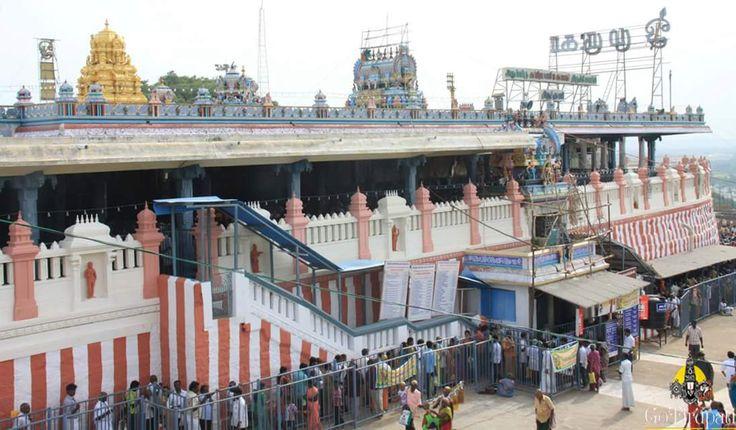 Tiruttani Murugan Temple