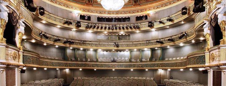 Théâtre Montansier | Versailles A découvir lors d'une visite insolite et historique  le samedi 9 avril (sur réservation)