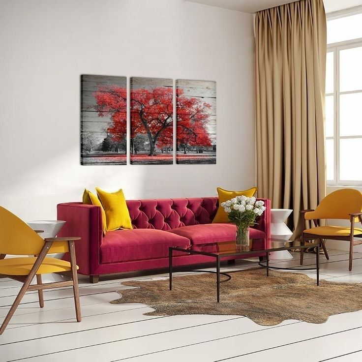 35 A Deadly Mistake Uncovered On Modern Living Room Decor With Navy Blue Sectional Sofa Red Sofa Living Room Red Couch Living Room Living Room Decor Modern #navy #blue #sectional #living #room