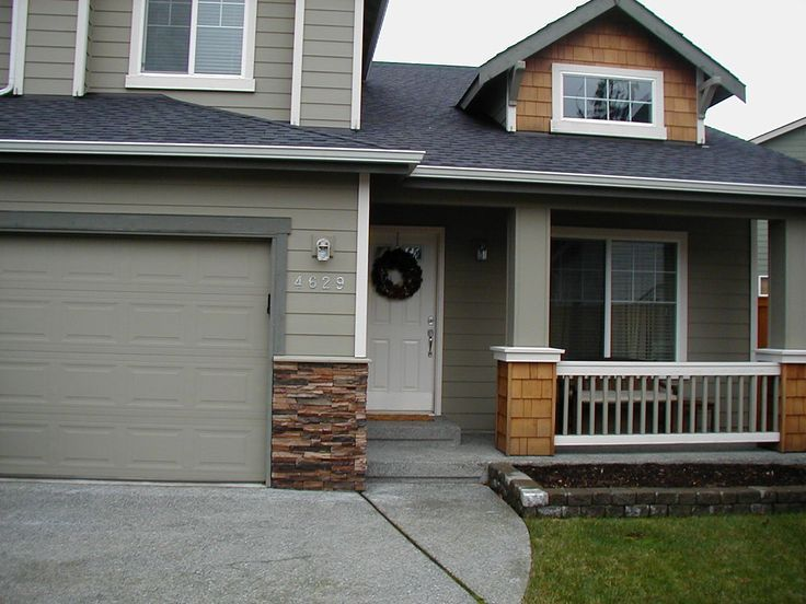 Image Result For Exterior House Color Combinations