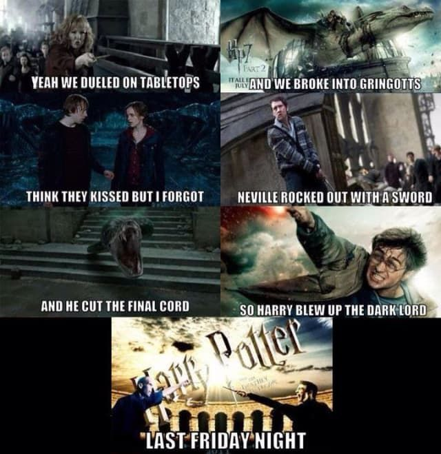 Collection Of Harry Potter Memes Harry Potter Song Harry Potter Jokes Harry Potter Puns