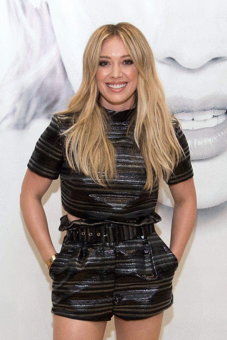 Pin for Later: All the Single Ladies! 21 Famous Bachelorettes to Celebrate Just Because Hilary Duff