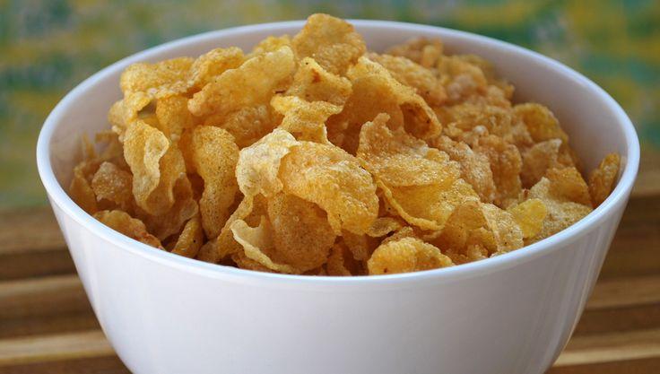 Puffed Cornfloor