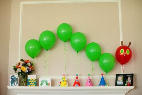 Decor pic balloons