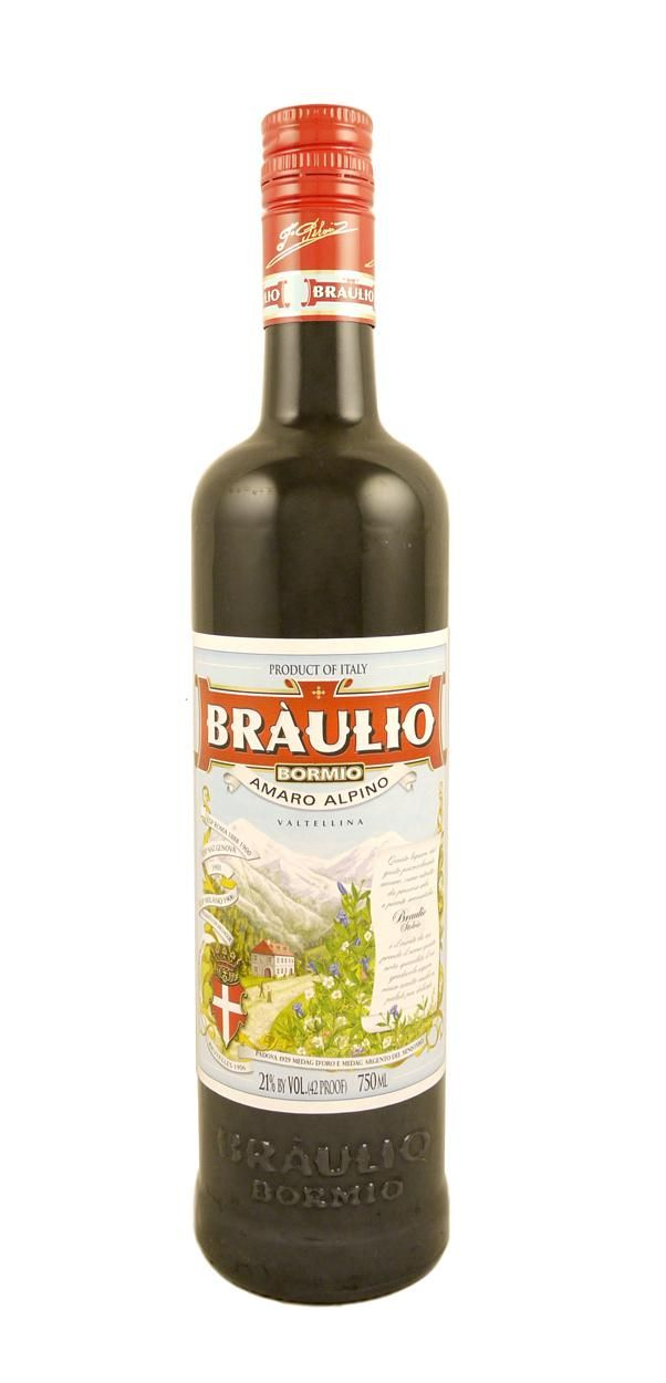 By popular demand, this legendary amaro from Italy is finally available stateside for the first time ever. Braulio is made in the true Alpine style from a venerated estate begun by Francesco Peloni over a century ago. Located in Valtellina, near the border with Switzerland, this amaro is made from a secret recipe of over 20 mountain herbs and botanicals, which are gathered and used to create this one-of-a-kind spirit. Foresty, herbaceous, and piney, with a floral character and a distinct…