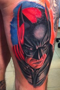 Tatuaje de Batman realizado en nuestro centro de Montera de Madrid.    #tattoo #tattoos #tattooed #tattooing #tattooist #tattooart #tattooshop #tattoolife #tattooartist #tattoodesign #tattooedgirls #tattoosketch #tattooideas #tattoooftheday #tattooer #tattoogirl #tattooink #tattoolove #tattootime #tattooflash #tattooedgirl #tattooedmen #tattooaddict#tattoostudio #tattoolover #tattoolovers #tattooedwomen#tattooedlife #tattoostyle #tatuajes #tatuajesmadrid #ink #inktober #inktattoo