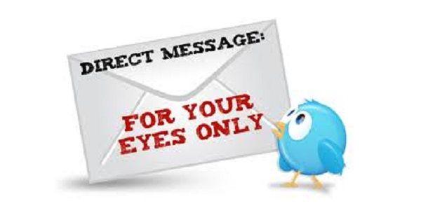 Juli Mendatang, Direct Messages Twitter ditingkatkan hingga 10.000 karakter