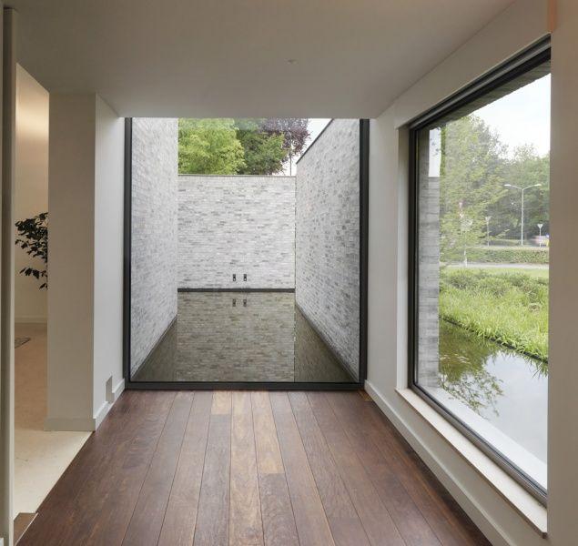 Aluminium ramen, aluminium raamprofielen en raamkozijnen in aluminium voor nieuwbouw of renovatie - ramenfabrikant Wertim NV