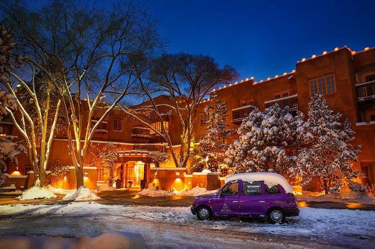 Hotel Santa Fe, New Mexico