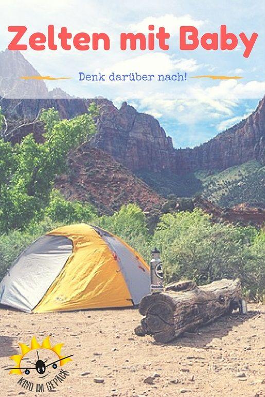 Zelten oder Wohnmobil mit kleinem Kind? Unsere Entscheidungshilfen machen es euch einfacher. Dann gelingt auch der Familienurlaub unterm Sternenhimmel.