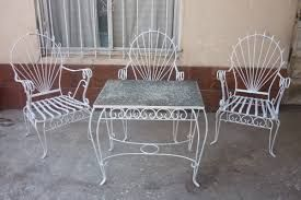 Resultado de imagen para sillon de jardin de hierro