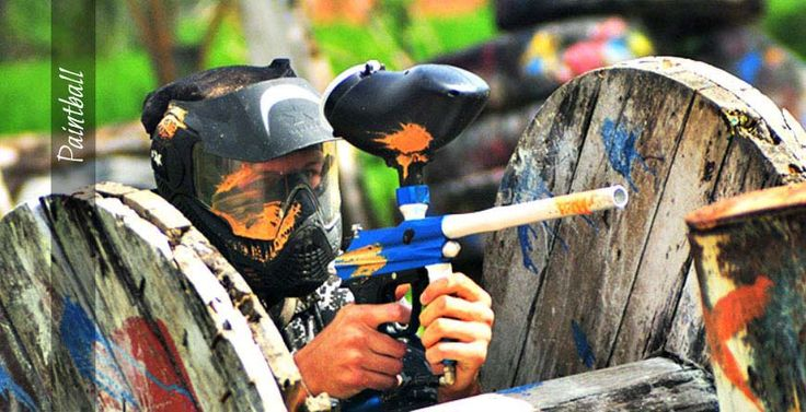 Paintball, for family and kids war games. http://balitours.com/tour/paintball/