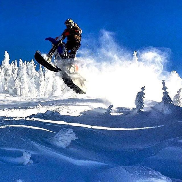 25 Best Snow Bike Images On Pinterest Motorcycles Snowmobiles